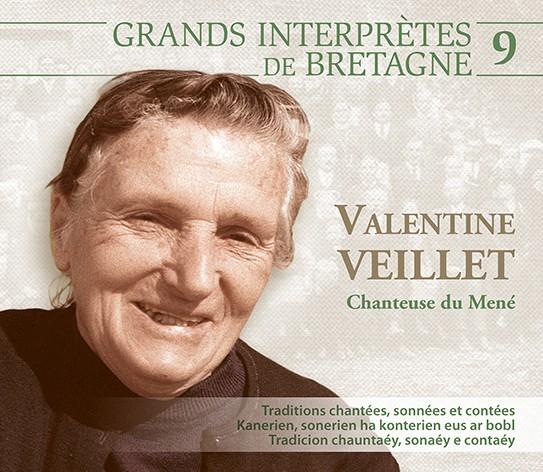 Valentine Veillet, chanteuse du Mené